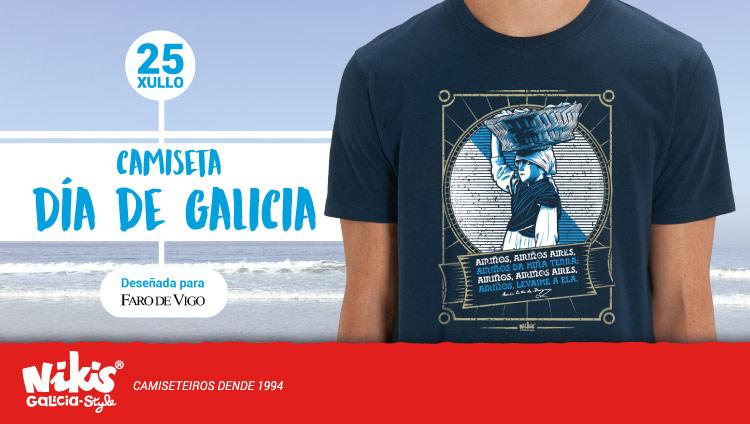 Dia de Galicia Faro de Vigo