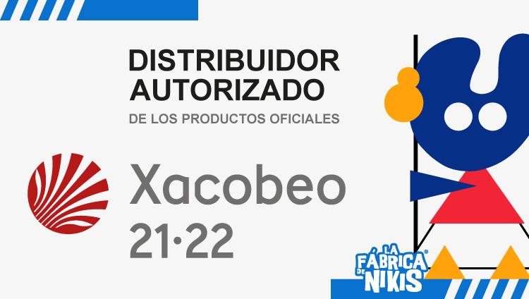 Distribuidor autorizado Xacobeo 2021-2022