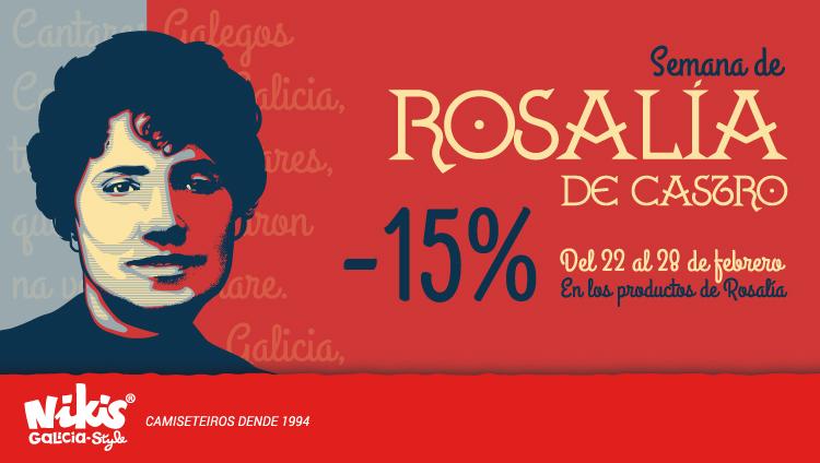 Semana de Rosalía de Castro