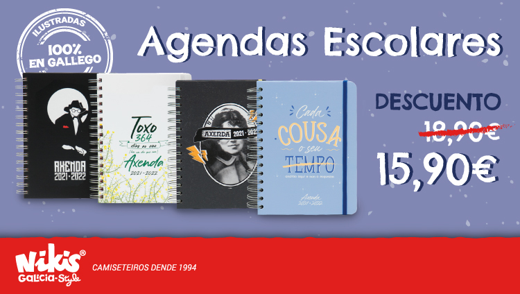 Oferta Agendas Escolares