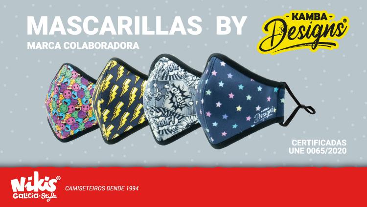 Mascarillas Kamba Designs
