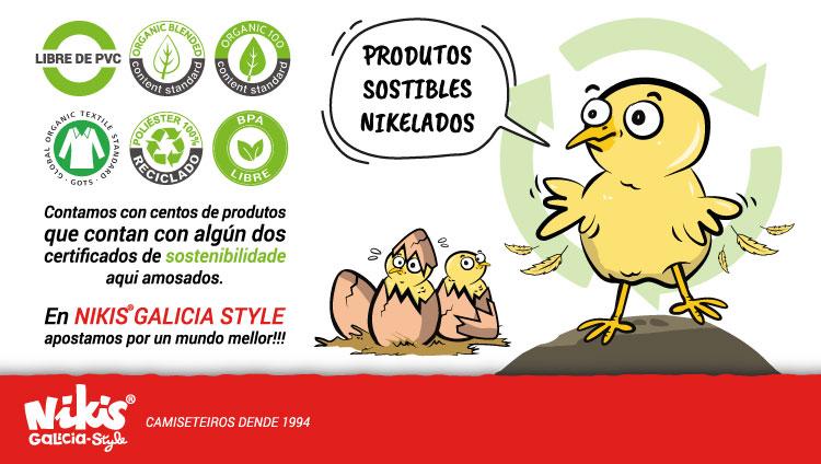 Produtos Sostibles Nikelados
