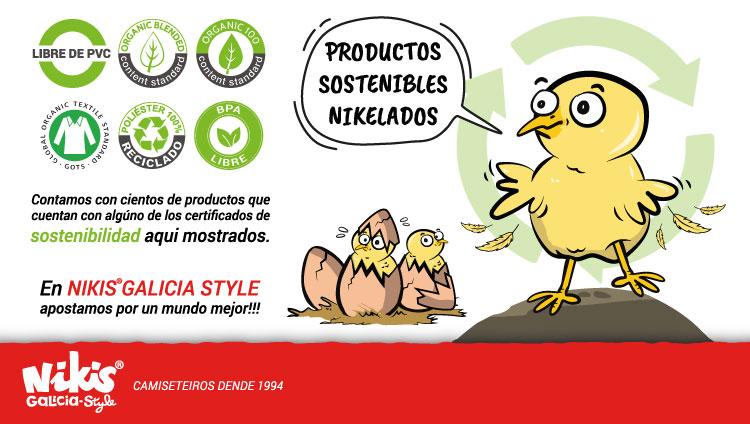 Productos Sostenibles Nikelados